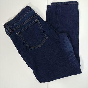 Gap Womens Denim Jeans Premium Skinny 8/29a Dark